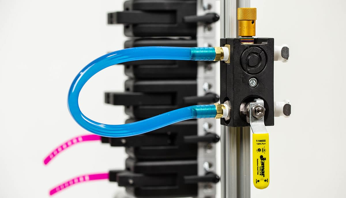 Catheter Flow Test Fixture